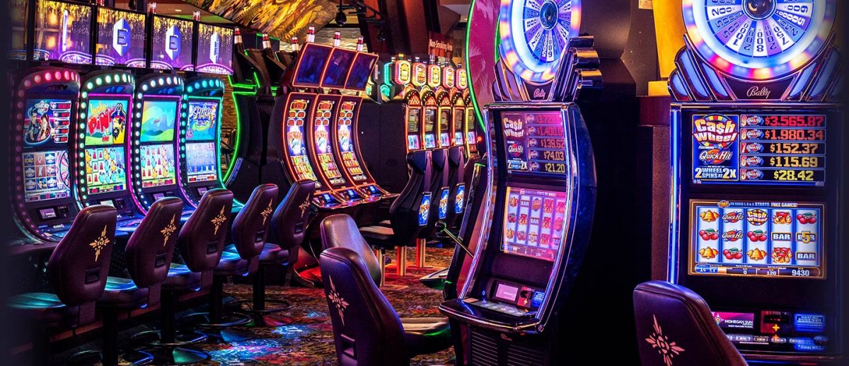 Microgaming 5-Reel Casino Slots Which Have American Styles