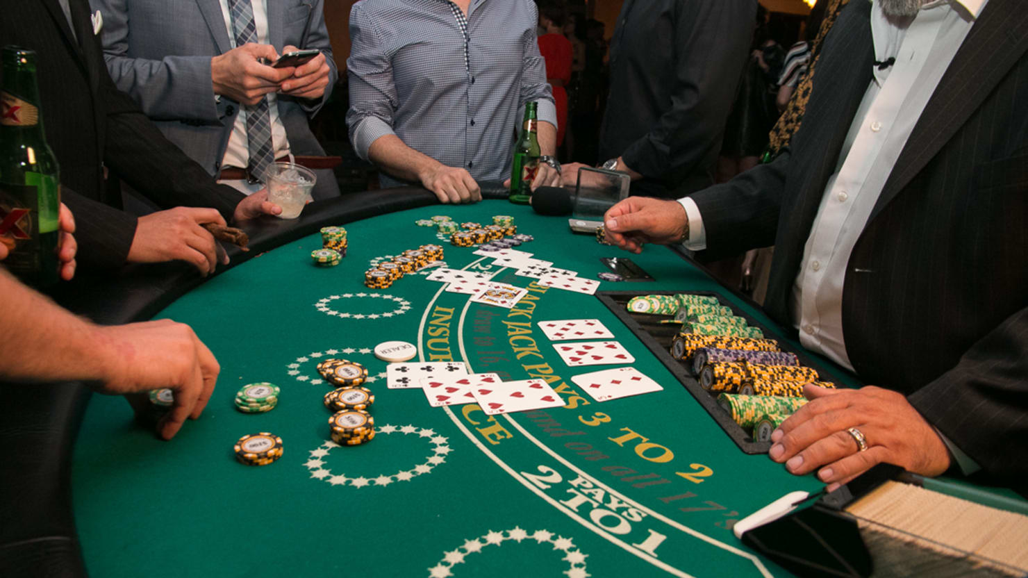 Five Things You Must Know About Blackjack